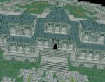 Textured Castle