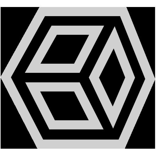 Two-Way Box Icon